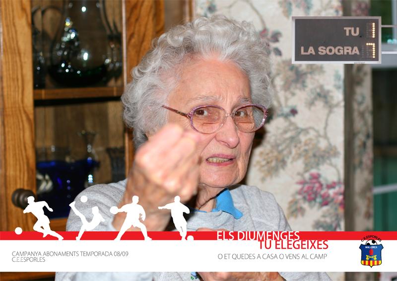 Ejecución abuela