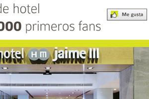 Diseño de Banners para HM Hoteles