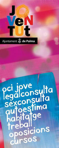 Diseño de Lona para la Conselleria de Juventud