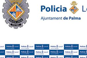Diseño de Lona para la Policía Local