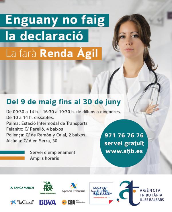 Renda Agil 2011 diseño doctora