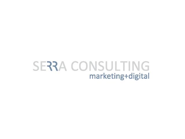 Diseño Logotipo Serra Consulting Marketing