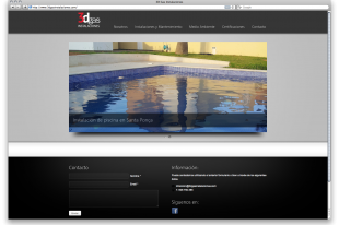 web 3dgas instalaciones