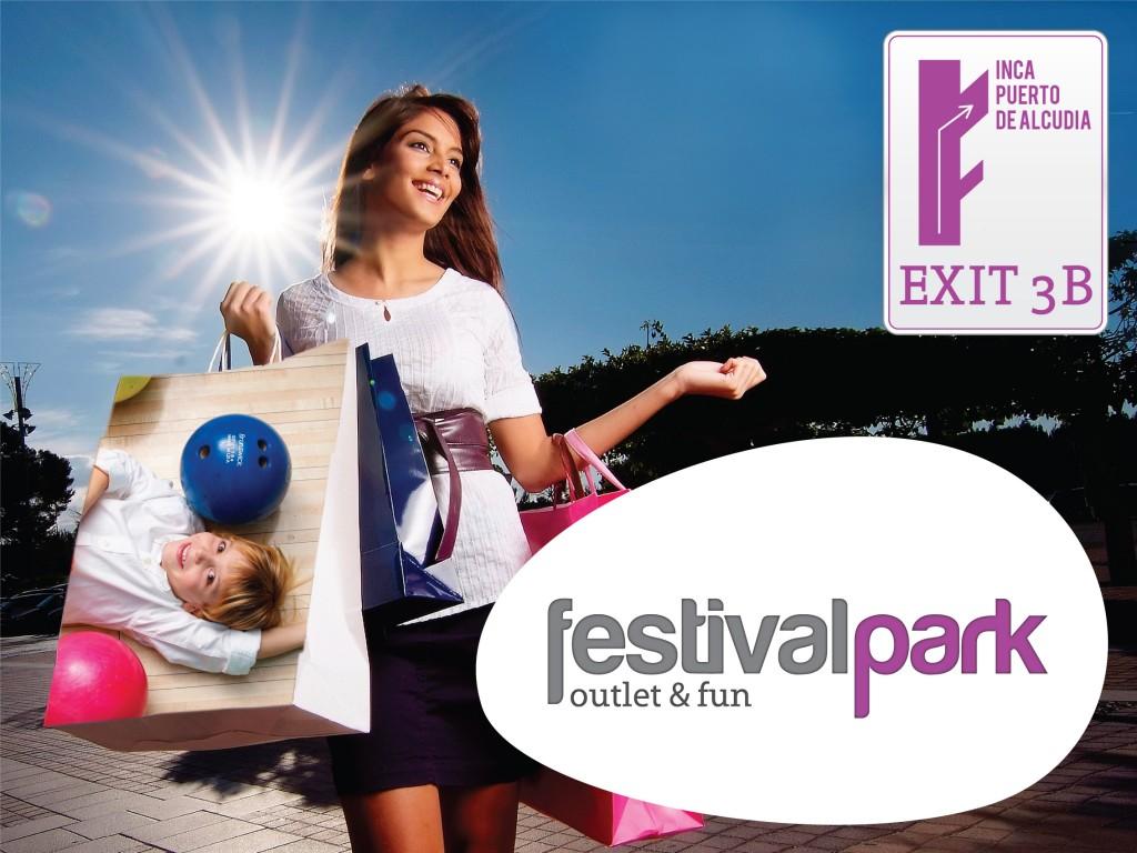campaña publcidad festival park