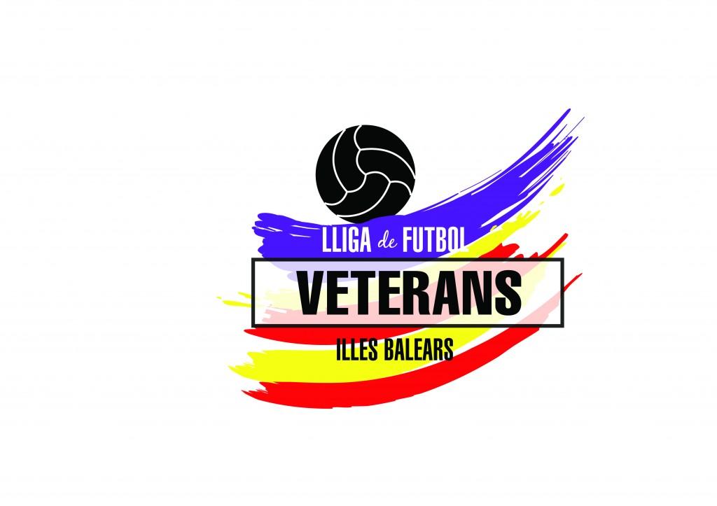 diseño logotipo liga veteranos