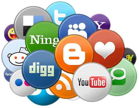 Marcadores sociales para el SEO