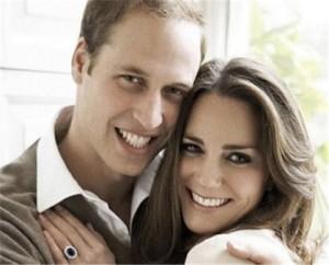 Foto pareja principe Guillermo