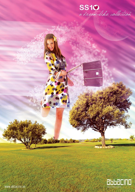Diseño de la Campaña Spring Summer 2010