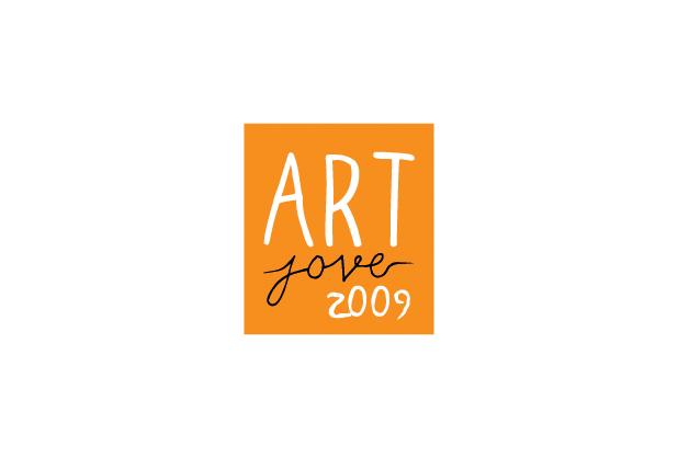 Diseño del Branding del Certamen Art Jove 2009
