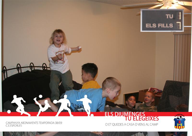 Ejecución niños