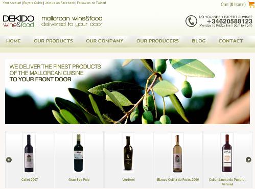 dekido wines&food