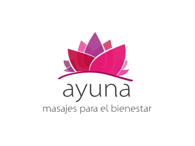 Logotipo Ayuna