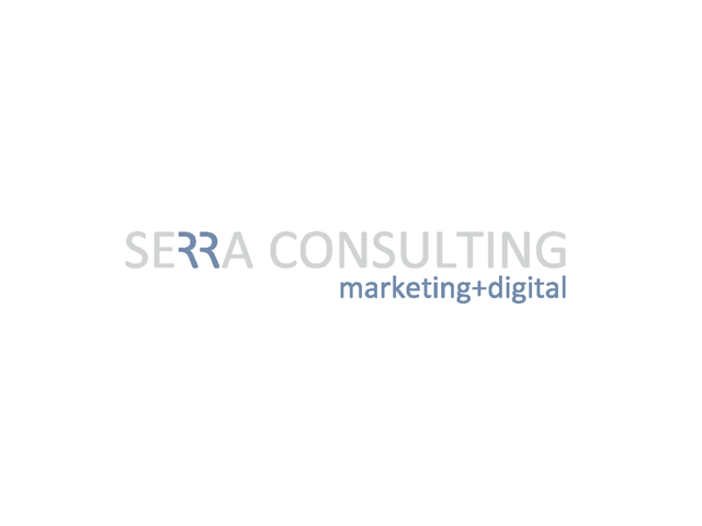 Diseño Logotipo Serra Consulting Marketing