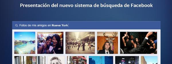 Nuevo buscar de Facebook Graph Search