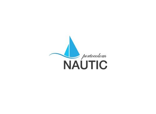 Diseño marca tienda barcos