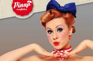 Folleto agencia azafatas Pinup