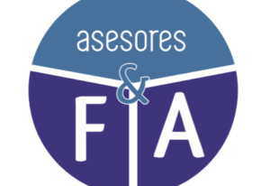 diseño logotipo f&A
